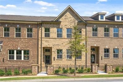 5297 Saxondale Lane UNIT 14, Dunwoody, GA 30338 - MLS#: 6090001