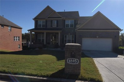6595 Norcliffe Dr, Stone Mountain, GA 30087 - MLS#: 6090479