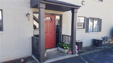410 Candler Park Drive UNIT C-2, Atlanta, GA 30307 - MLS#: 6090561