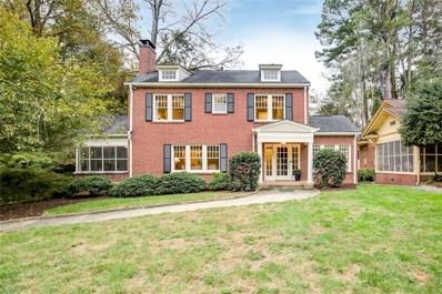 1401 Harvard Rd NE, Atlanta, GA 30306 - MLS#: 6090709