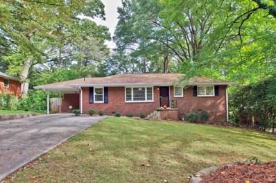 1041 Homewood Cts, Decatur, GA 30033 - MLS#: 6091316