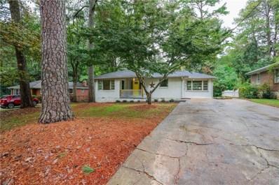 3422 Wren Rd, Decatur, GA 30032 - MLS#: 6091396
