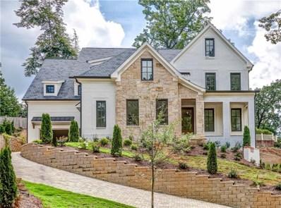 485 Loridans Drive NE, Atlanta, GA 30342 - MLS#: 6091604