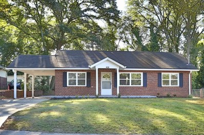 405 North Ave, Gainesville, GA 30501 - MLS#: 6091621