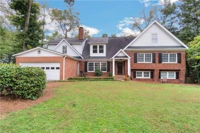 1350 Battleview Drive NW, Atlanta, GA 30327 - MLS#: 6091677