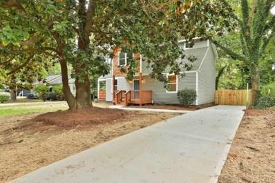 1552 Belmont Avenue SW, Atlanta, GA 30310 - MLS#: 6092444