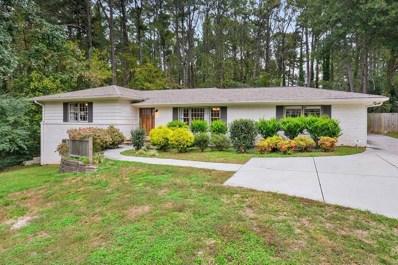 4168 Briarcliff Road NE, Atlanta, GA 30345 - MLS#: 6092466