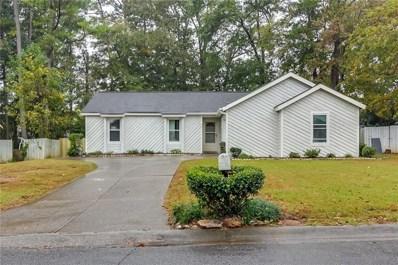 822 Brandlwood Way NW, Lilburn, GA 30047 - MLS#: 6092557