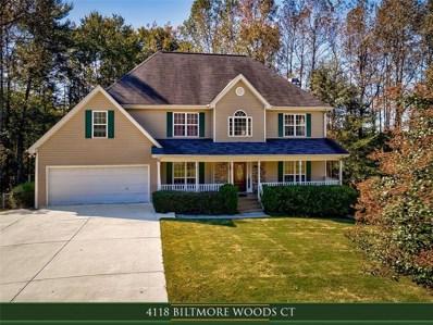 4118 Biltmore Woods Court, Buford, GA 30519 - MLS#: 6092685