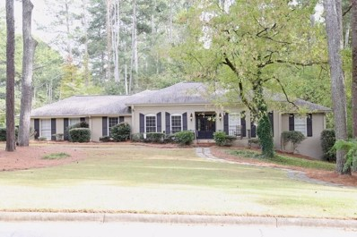 1055 Windsor Trail, Roswell, GA 30076 - MLS#: 6093725