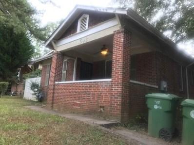 1648 Alvarado Terrace SW, Atlanta, GA 30310 - MLS#: 6093825