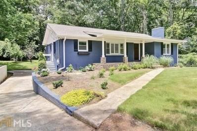 518 Whitlock Ave NW, Marietta, GA 30064 - MLS#: 6095198