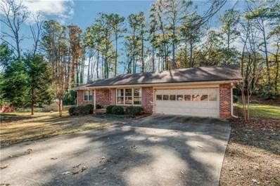 887 Oakhill Cts, Stone Mountain, GA 30087 - MLS#: 6095427