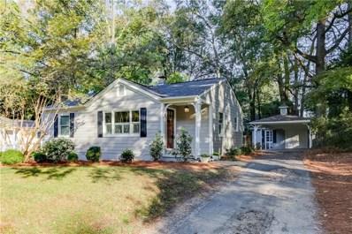 1861 Sumter St NW, Atlanta, GA 30318 - MLS#: 6095480