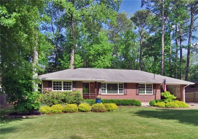 4535 Jolyn Place, Atlanta, GA 30342 - MLS#: 6095620