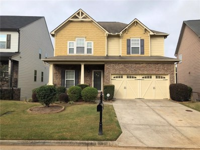 3864 Lake Sanctuary Way, Atlanta, GA 30349 - MLS#: 6095699
