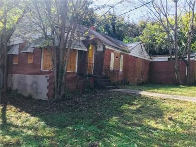 1070 Parsons Street SW, Atlanta, GA 30314 - MLS#: 6095855
