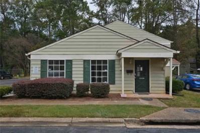 1309 Old Coach Road SW, Marietta, GA 30008 - MLS#: 6096244