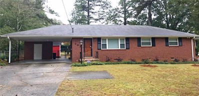 705 Birchwood Rd SW, Marietta, GA 30060 - MLS#: 6096409