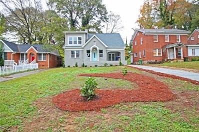 1727 South Gordon, Atlanta, GA 30310 - MLS#: 6096412