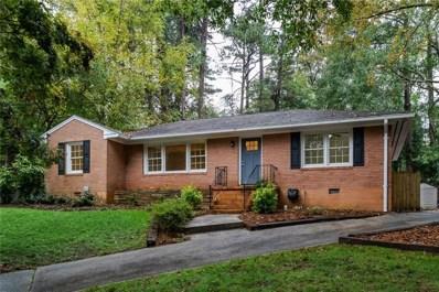 1245 Briar Hills Dr NE, Atlanta, GA 30306 - MLS#: 6096423
