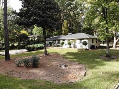 1014 Ferncliff Road NE, Atlanta, GA 30324 - MLS#: 6096470