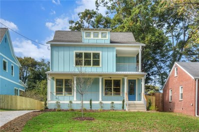 215 S Howard St SE, Atlanta, GA 30317 - MLS#: 6098389