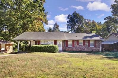 917 Laurel St, Morrow, GA 30260 - MLS#: 6098502