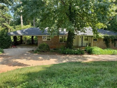 1024 S Indian Creek Dr, Stone Mountain, GA 30083 - MLS#: 6098865