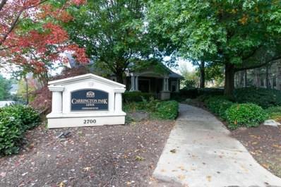 2700 NE Pine Tree Rd NE UNIT 2310, Atlanta, GA 30324 - #: 6099301