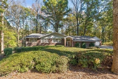 2267 Deer Ridge Dr, Stone Mountain, GA 30087 - #: 6100313