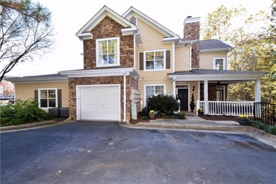 411 Pembroke Cir UNIT 411, Alpharetta, GA 30004 - MLS#: 6100561