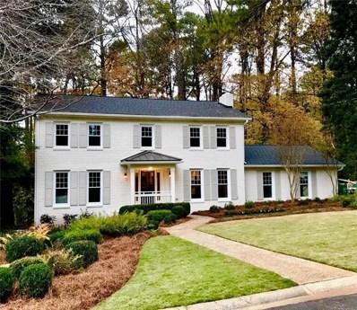 2848 Woodland Park Drive NE, Atlanta, GA 30345 - MLS#: 6100637