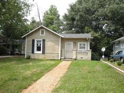 1885 Dunlap Avenue, East Point, GA 30344 - MLS#: 6101017