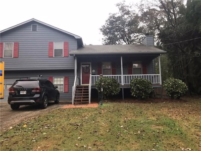 120 Lost Meadows Drive, Dallas, GA 30157 - MLS#: 6101191