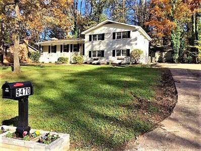 5470 Blackhawk Drive, Acworth, GA 30102 - MLS#: 6101950