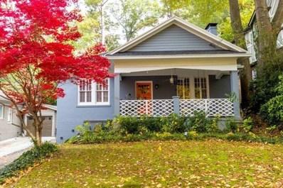 2419 Glenwood Drive NE, Atlanta, GA 30305 - MLS#: 6102544
