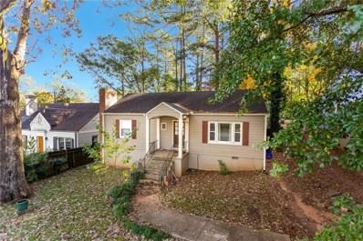 1022 S Candler St, Decatur, GA 30030 - MLS#: 6102803