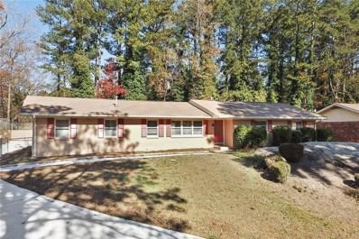 3873 King Arthur Road SW, Atlanta, GA 30331 - MLS#: 6102931