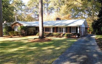 853 Wesley Dr NW, Atlanta, GA 30305 - MLS#: 6102948