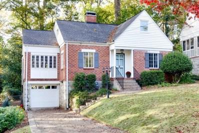 532 Princeton Way NE, Atlanta, GA 30307 - MLS#: 6103282