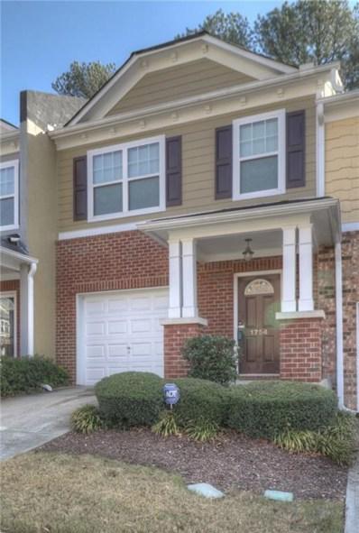 1754 Arbor Gate Drive, Lawrenceville, GA 30044 - #: 6103518