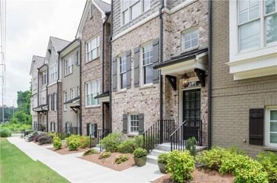 4002 Chastain Preserve Way NE UNIT 4002, Atlanta, GA 30342 - MLS#: 6104001