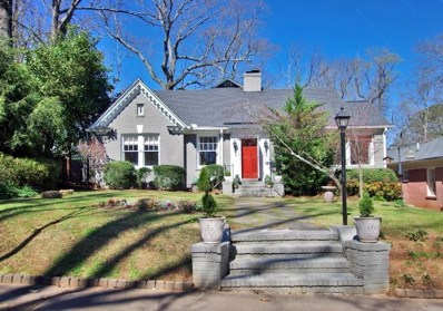 1330 Emory Rd NE, Atlanta, GA 30306 - MLS#: 6104038