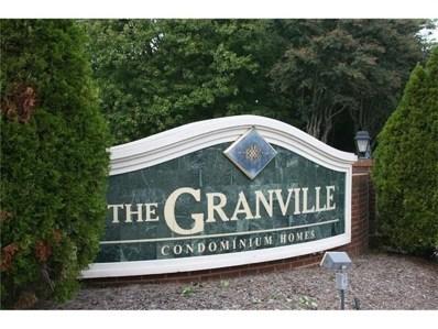 513 Granville Court UNIT 513, Sandy Springs, GA 30328 - MLS#: 6104184