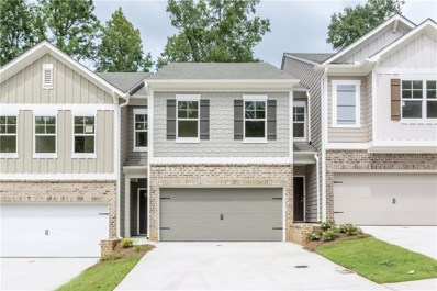 3041 Creekside Overlook Way UNIT 33, Austell, GA 30168 - MLS#: 6104568