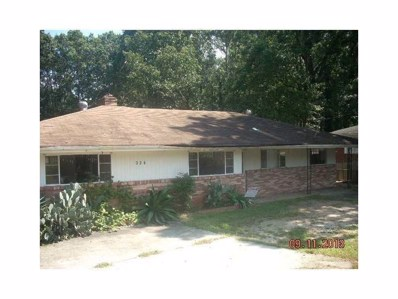 697 N Hairston Road, Stone Mountain, GA 30083 - #: 6104576