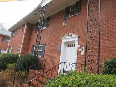 3660 Peachtree Road UNIT D2, Atlanta, GA 30319 - MLS#: 6104722