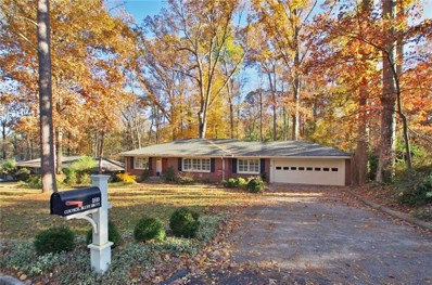 1810 Council Bluff Drive NE, Atlanta, GA 30345 - #: 6104889