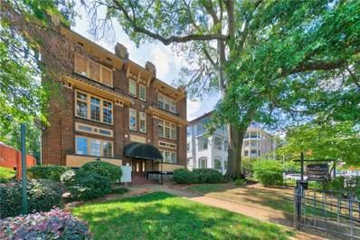 229 Ponce De Leon Avenue NE UNIT 8, Atlanta, GA 30308 - MLS#: 6105532